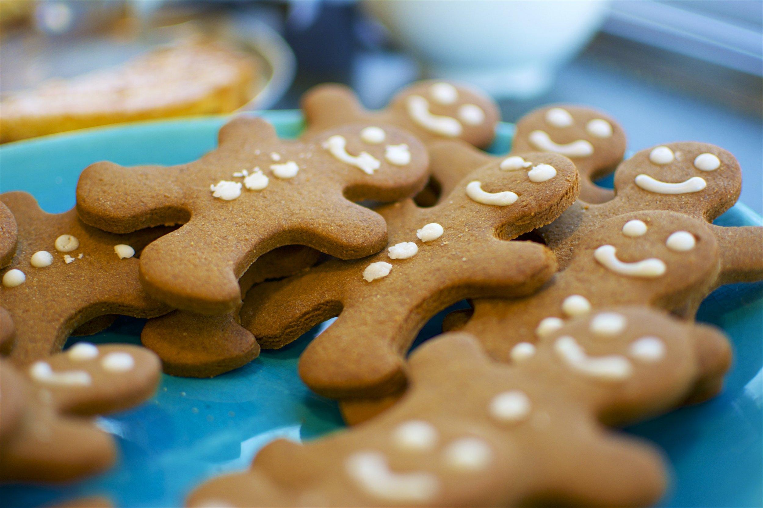 Gingerbread Men, Gender