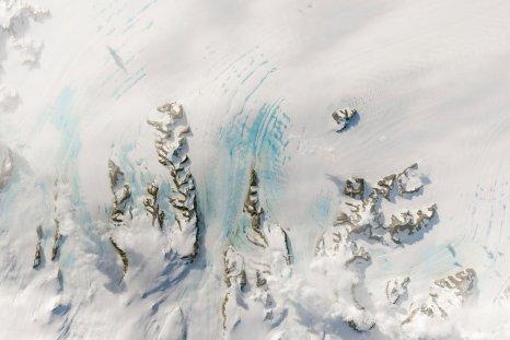 Larsen C surface melt