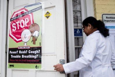 measles new york