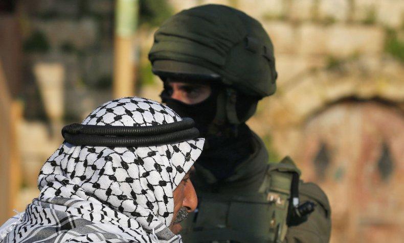 Israel Netanyahu Settlements West Bank