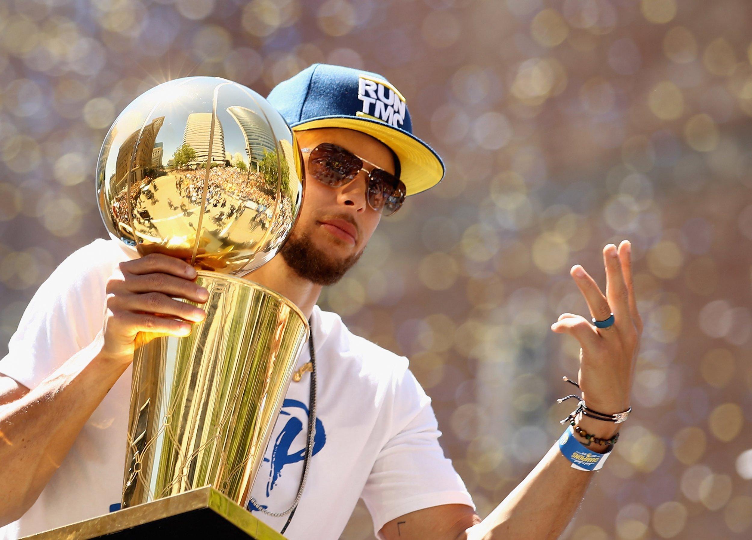 Stephen Curry, Golden State Warriors