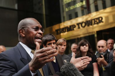 herman cain fossil fuels