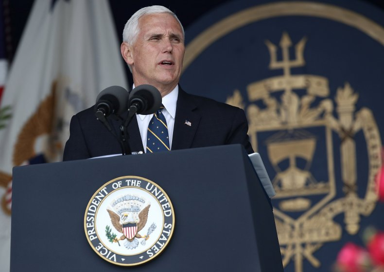mike pence taylor university commencement address