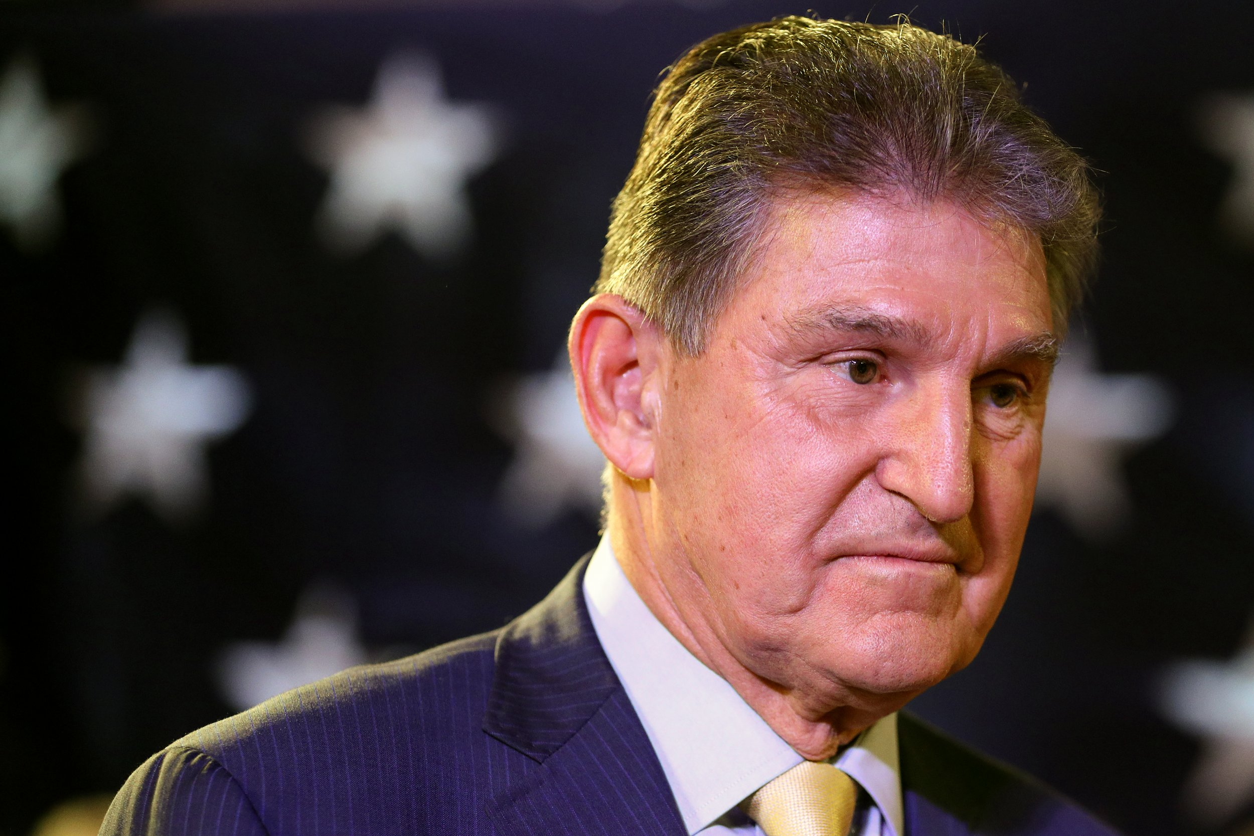Joe Manchin, William Barr, regret, confirmation, vote