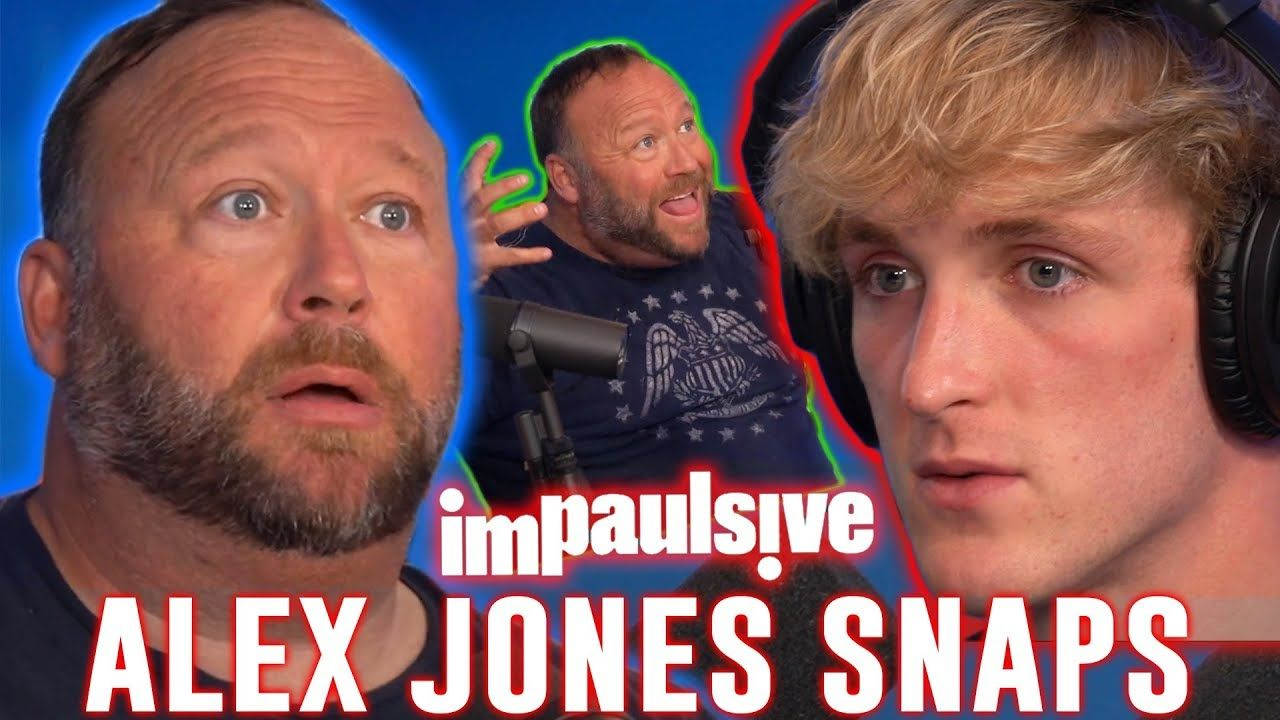 alex jones logan paul impaulsive podcast youtube