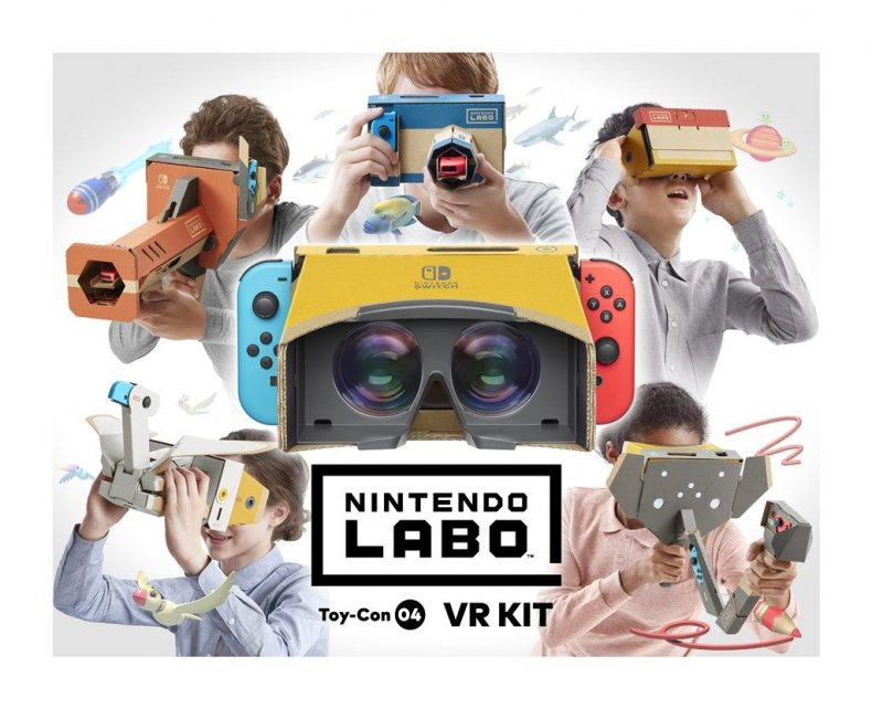 nintendo labo vr kit review good bad score