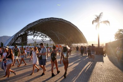 How to Activate Your Coachella Wristbands