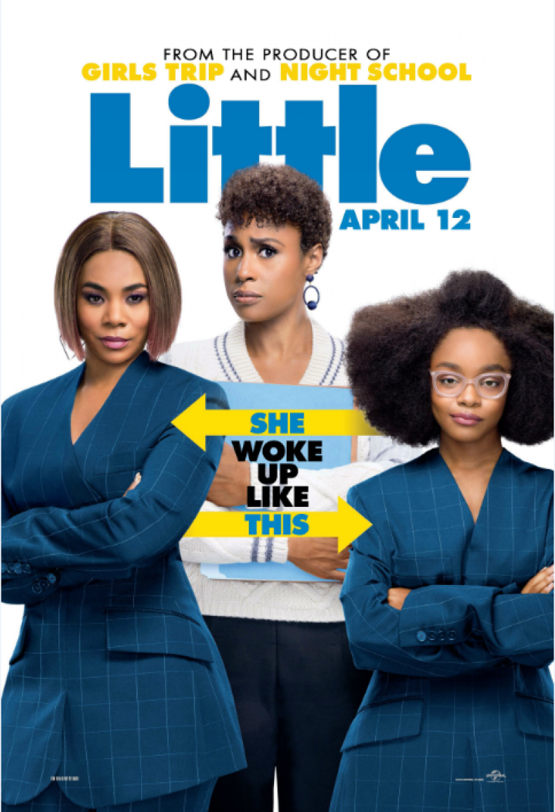 If You Have a Boss as Horrible as Jordan in 'Little,' Regina Hall Advises You to 'Quit'