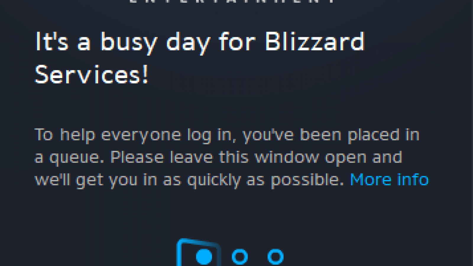 Blizzard Servers Down or Offline? Authentication Issues Causing Long