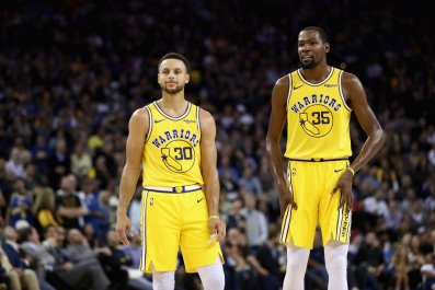 Stephen Curry, Kevin Durant