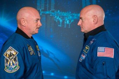 NASA, TWINS study, astronauts, Mark Kelly, Scott Kelly