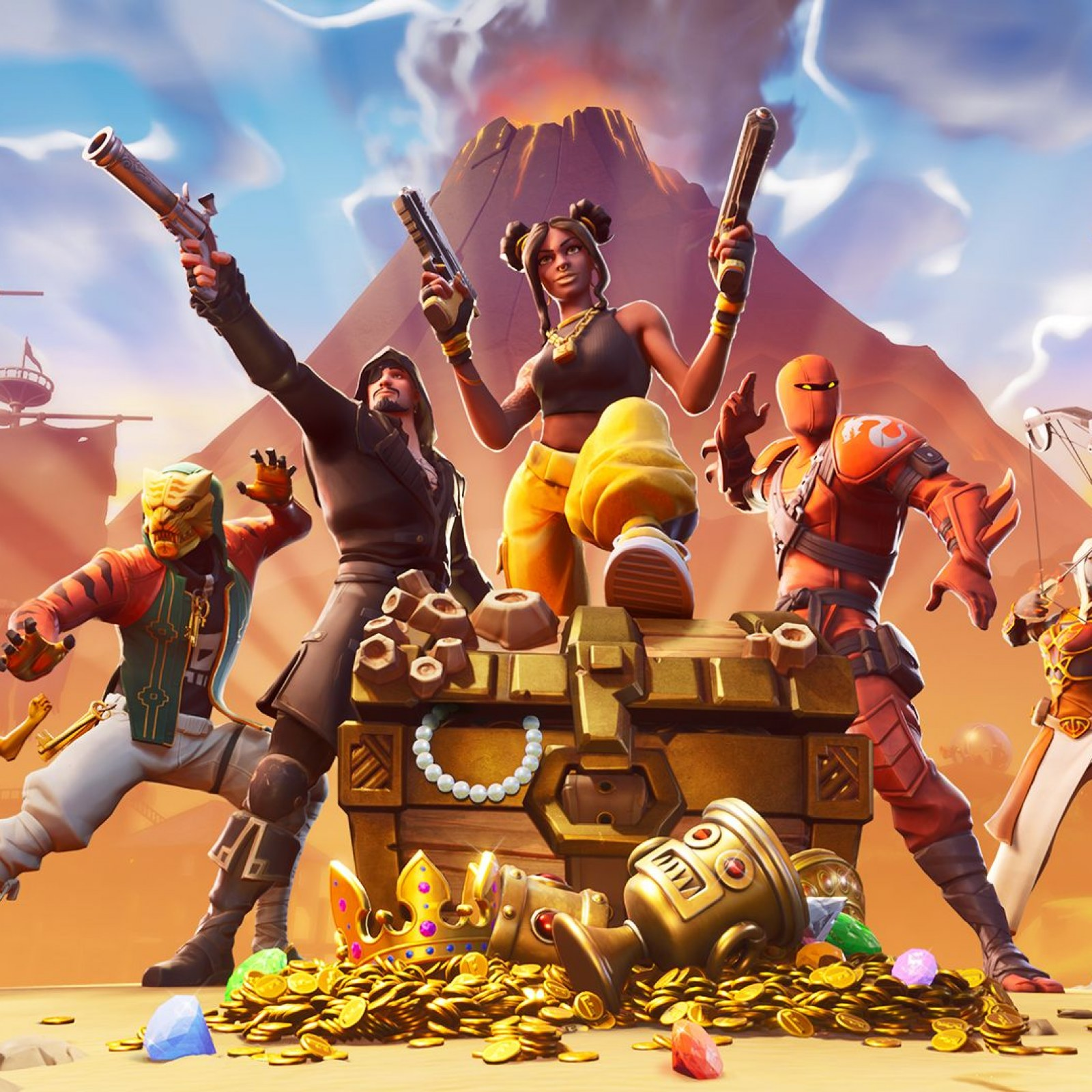 Fortnite' Update 2 14 Fixes Crashes & Framerates After 8 30 - Patch