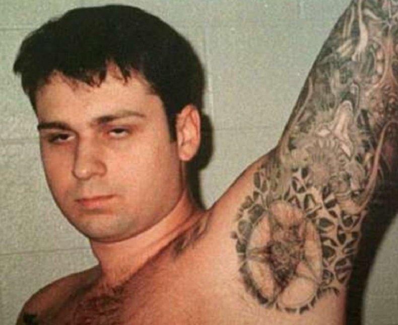 John William King tattoos