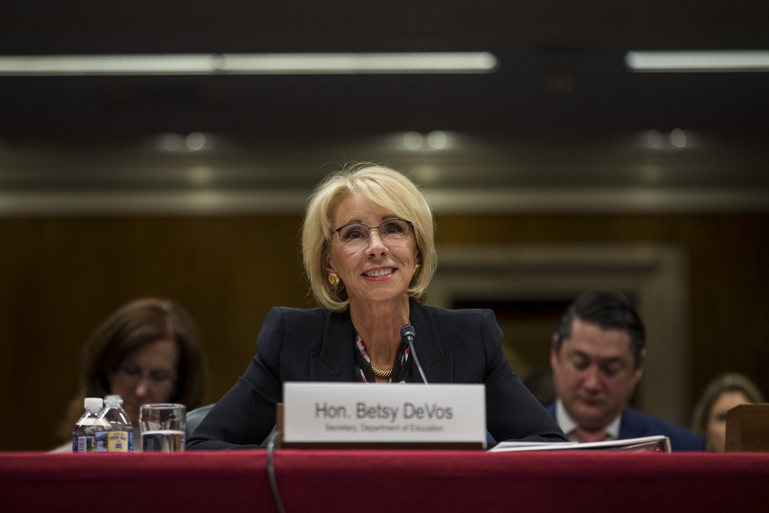 Betsy Devos And Plan To Break Public >> Betsy Devos Has Failed To Have Any Positive Impact On Public