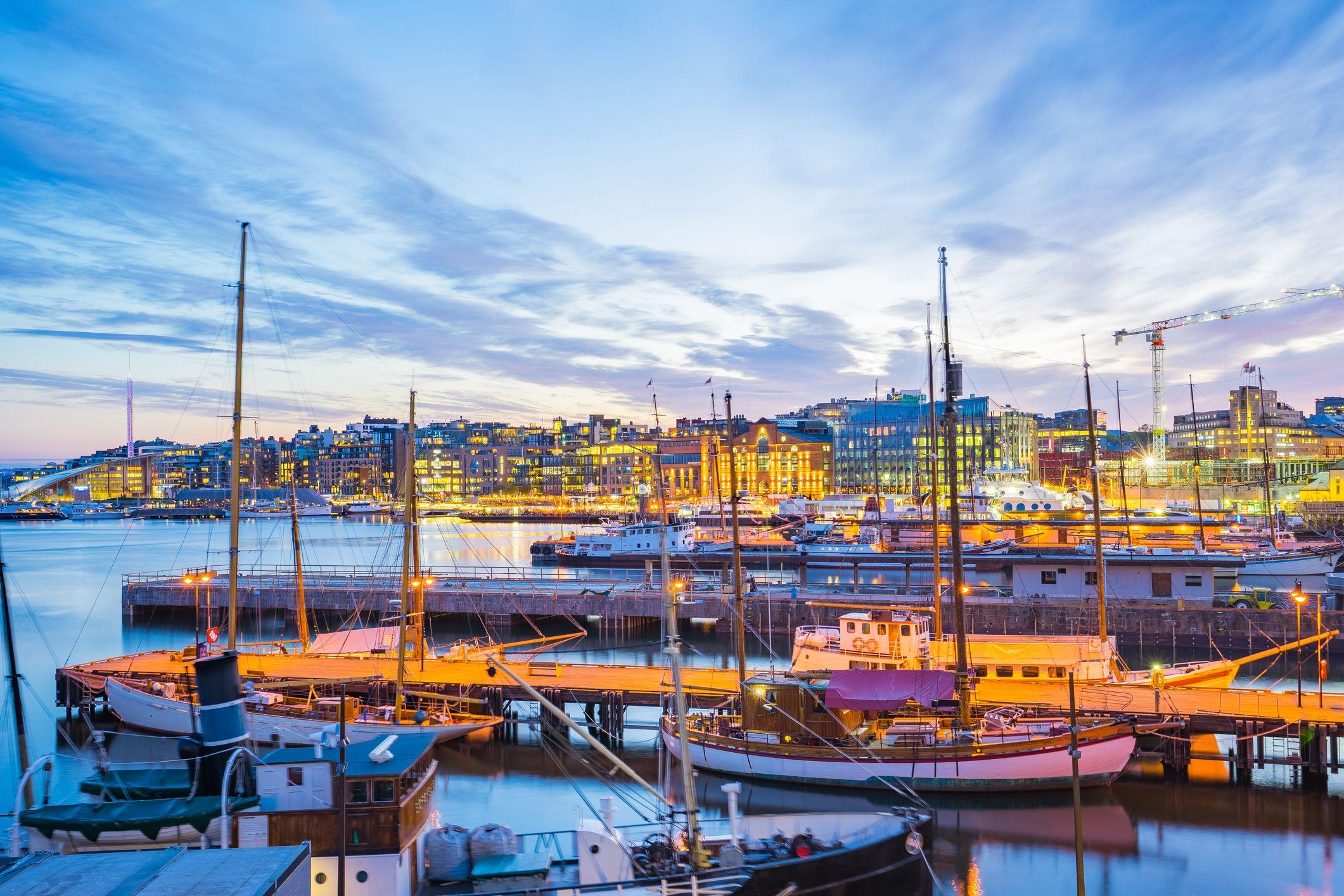 Norway - Spring Travel