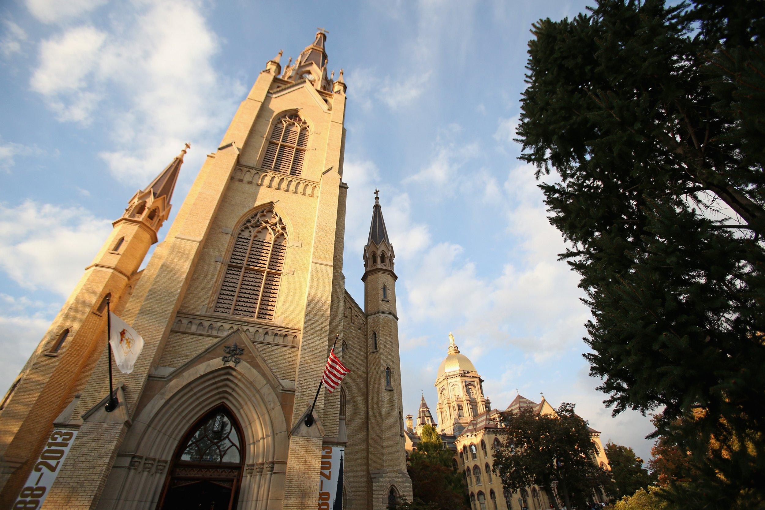 Notre dame catholic university pornographic websites ban