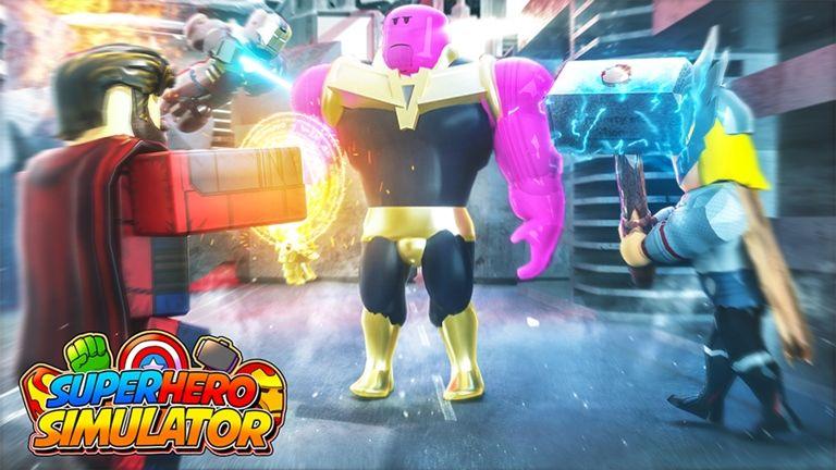superhero simulator codes roblox all new working game cheats free gold denisdailyyt - Free Game Cheats