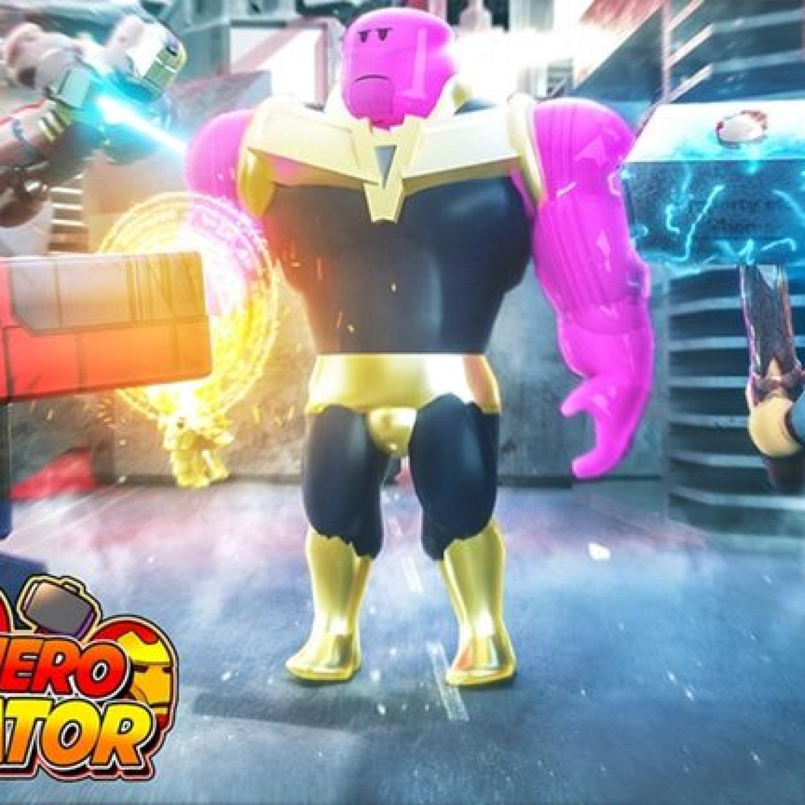 Superhero Simulator' Codes: All Working Roblox Codes to Get Free Coins