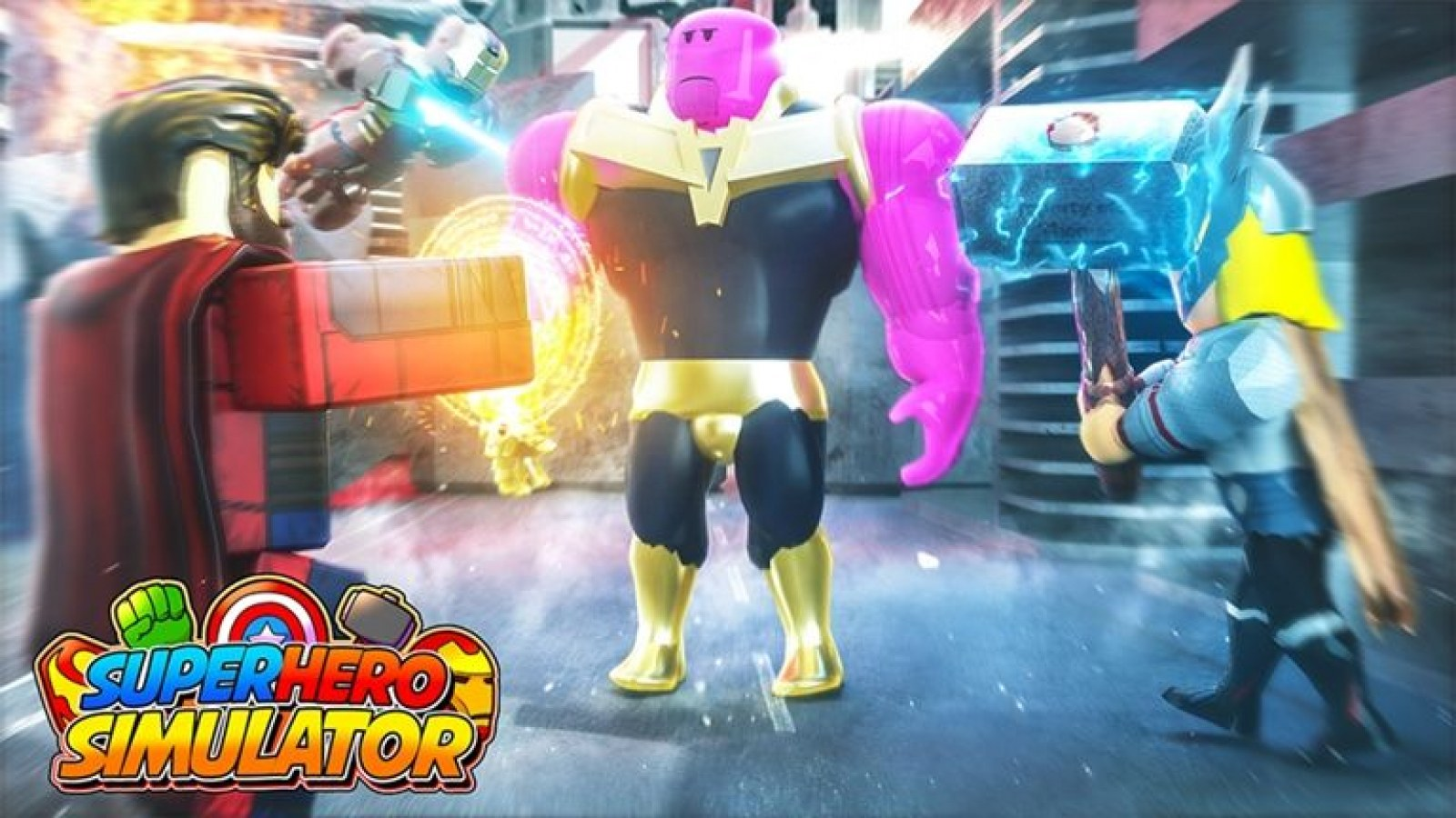 Superhero Simulator' Codes: All Working Roblox Codes to Get