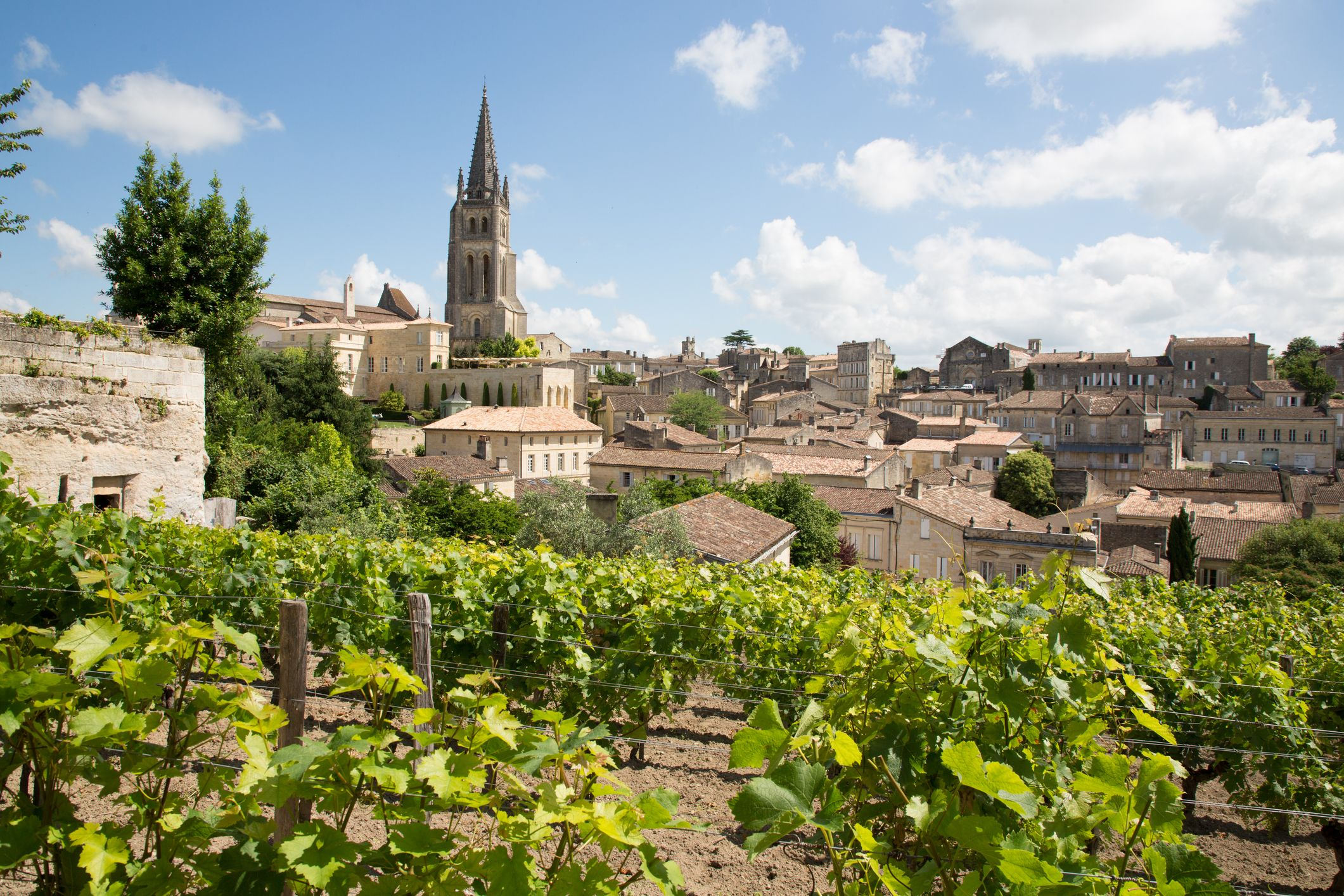Bordeaux - French Wine Region