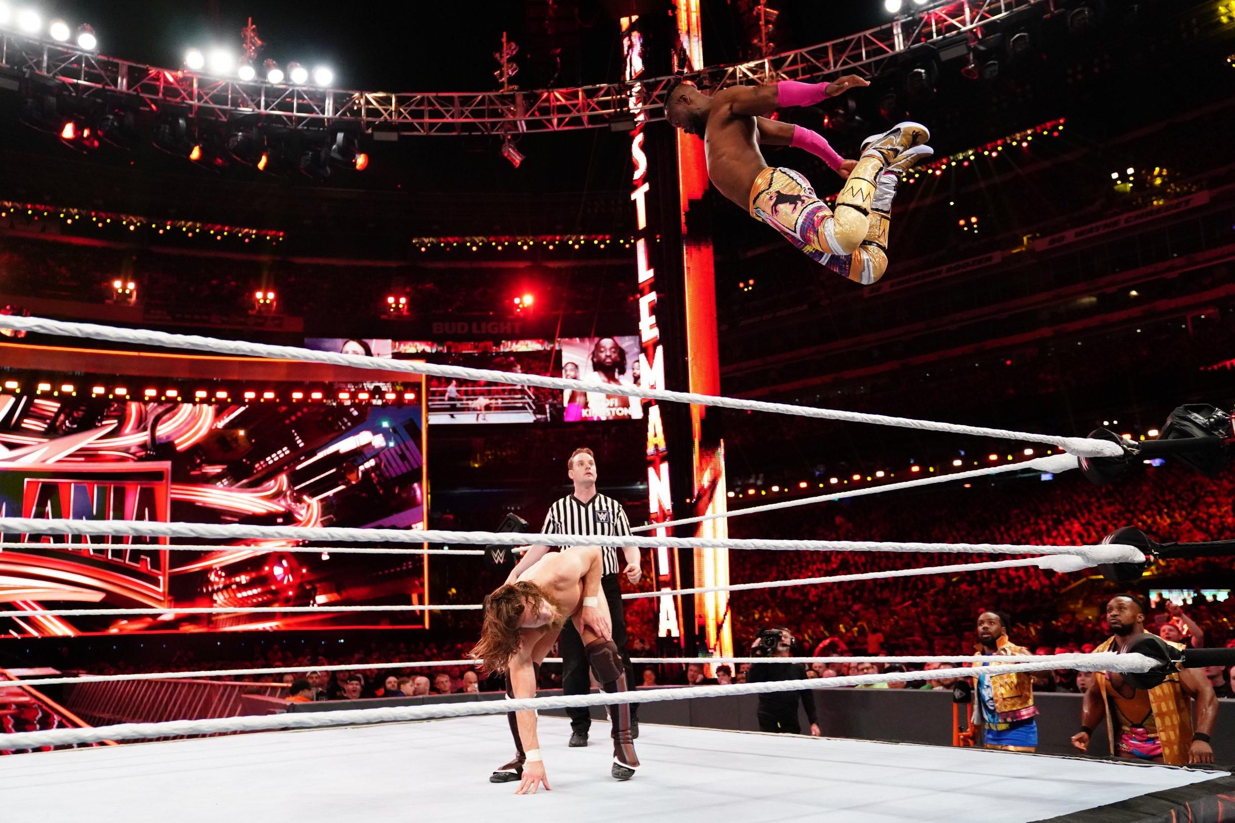 kofi kingston daniel bryan wrestlemania 35 match