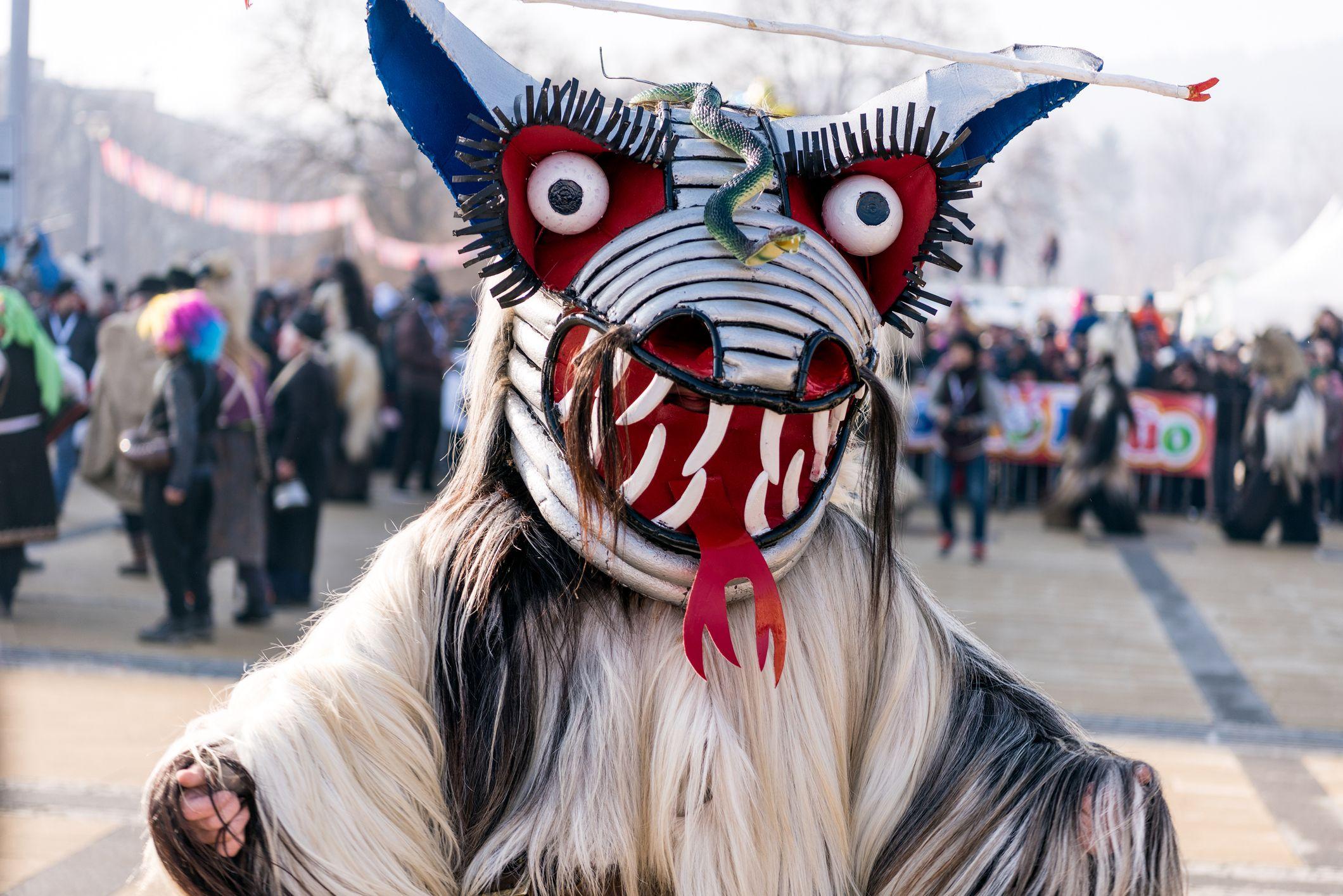 weird festivals