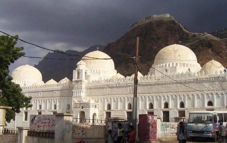 yemen taizz world monument fund