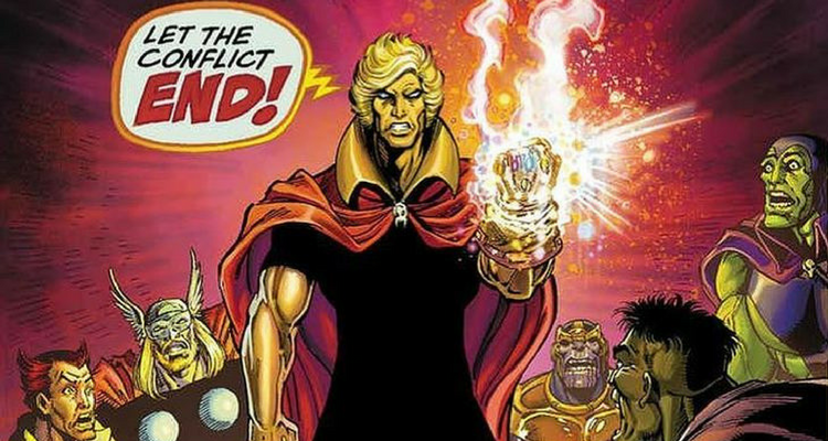 adam warlock marvel end game avengers