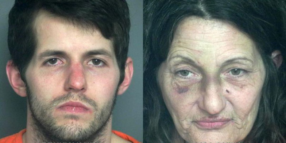 Karate, stripping and theft leads to the arrest of woman and her son at a Wisconsin Walmart