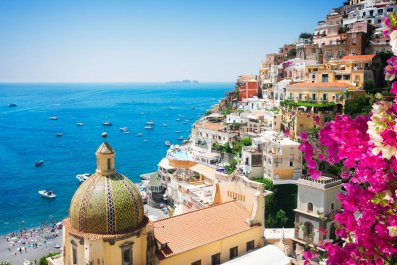 Amalfi Coast bucket list vacation