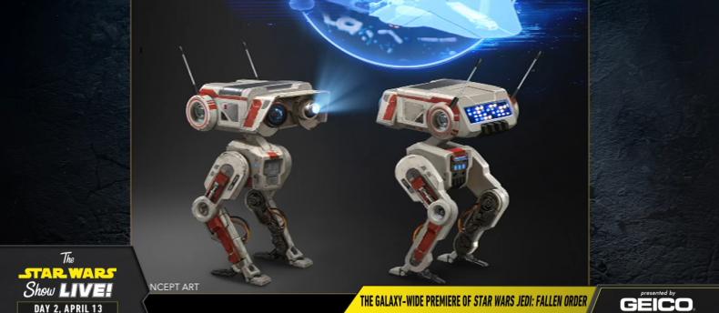 Jedi Fallen Order BD-1