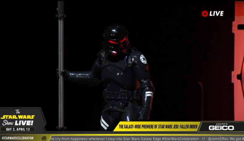 Jedi Fallen Order Purge Trooper