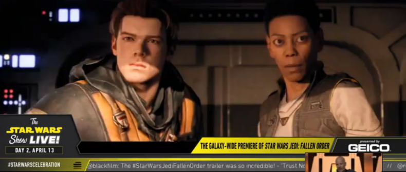 Jedi Fallen Order Sierra