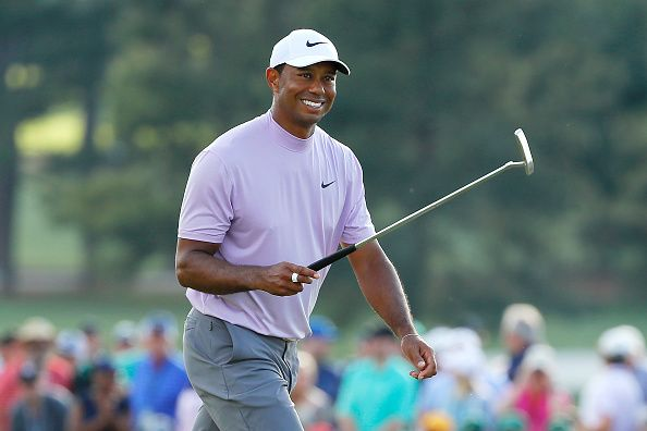 Tiger Woods 2019 Masters 3rd Round