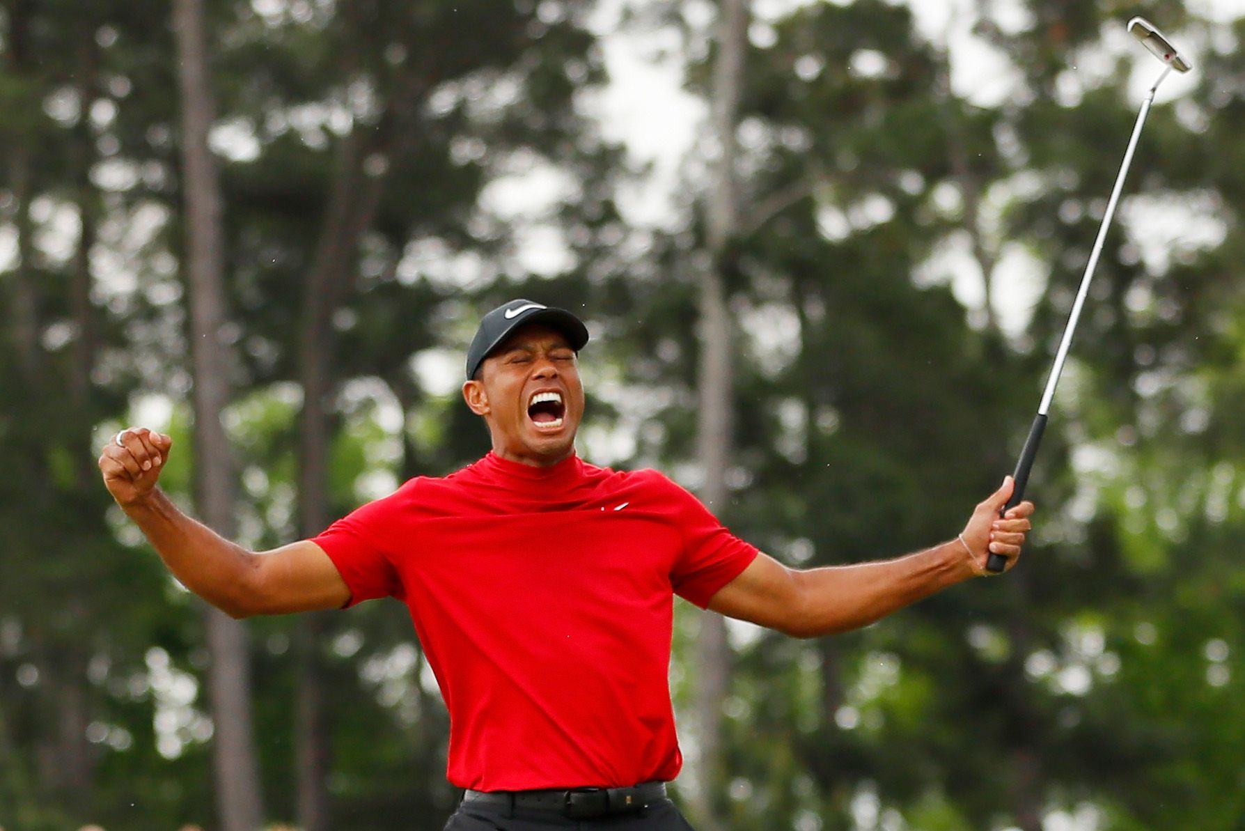 Tiger Woods' Masters win swings Nike US$22.5m in exposure