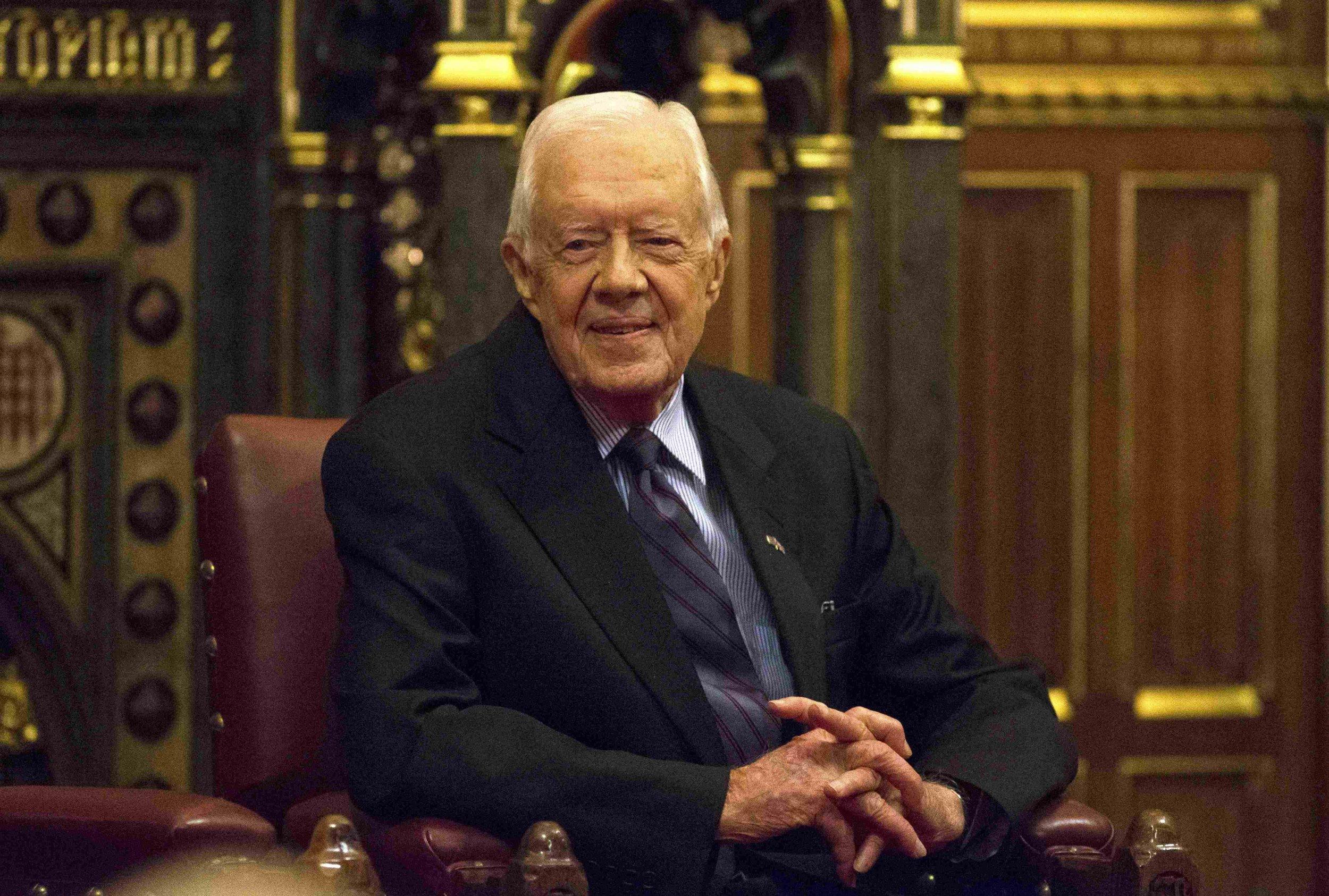 Jimmy Carter Donald Trump China