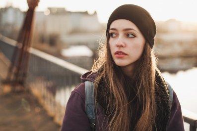 teenager teenage girl stock getty