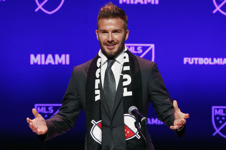David Beckham, Inter Miami CF