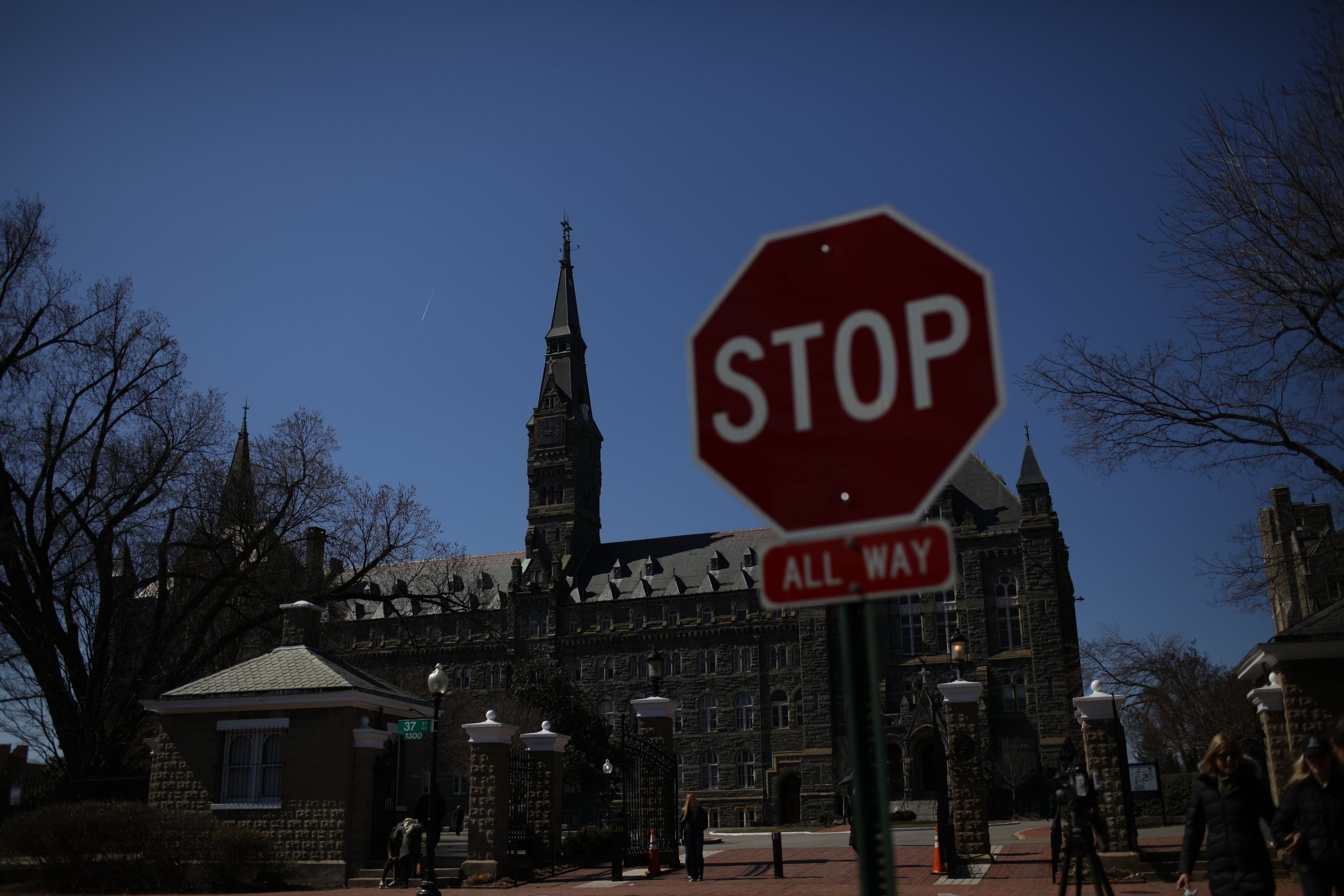 georgetown university slavery reparations constitutional council