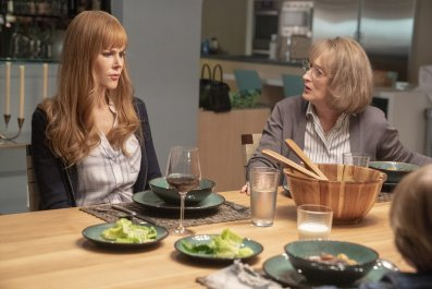 Meryl Streep 'Big Little Lies' Season 2