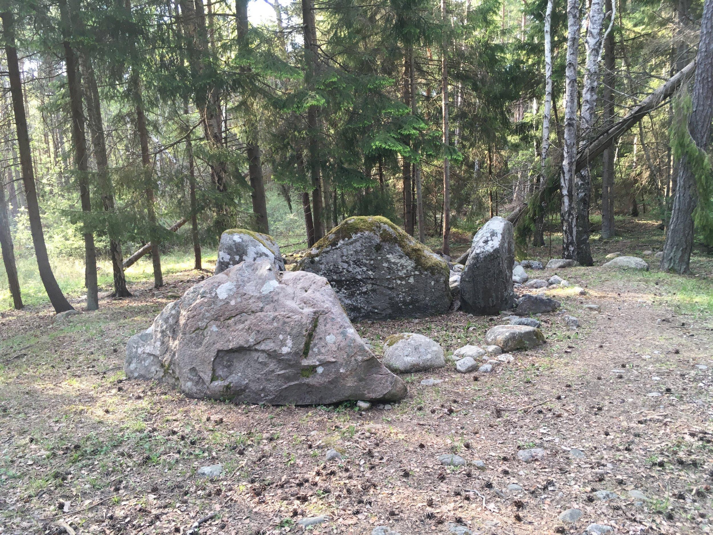 Ansarve site, Gotland