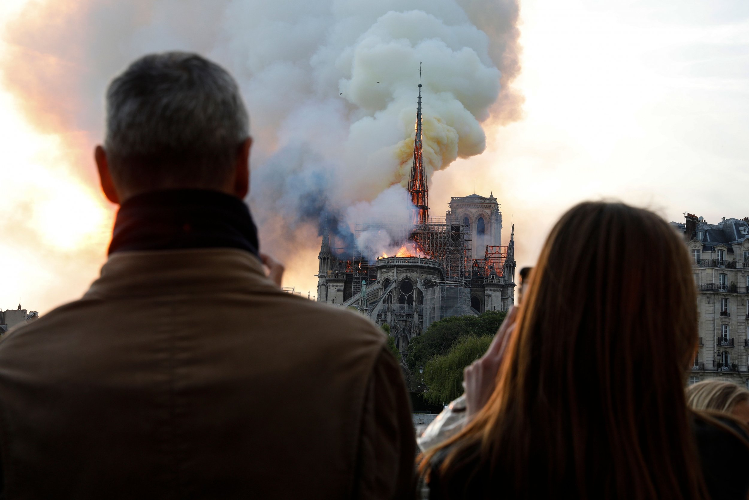 Notre Dame fire: What the medieval cathedral means to the French