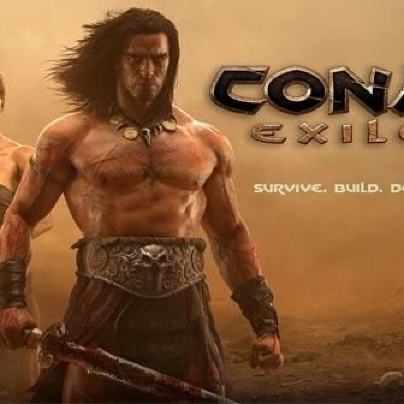 Conan Exiles' Update Brings New Treasures of Turan DLC, Year