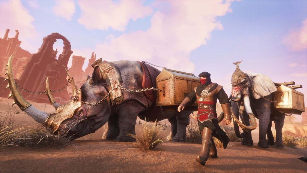 Conan, exiles, update, 1, 3, 8, new, dlc, treasures, turan, season, pass, patch, notes