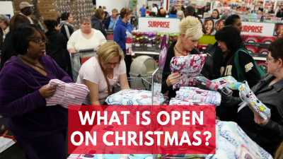 Is Walmart Target Open On Christmas Day Store Opening Hours During Holiday