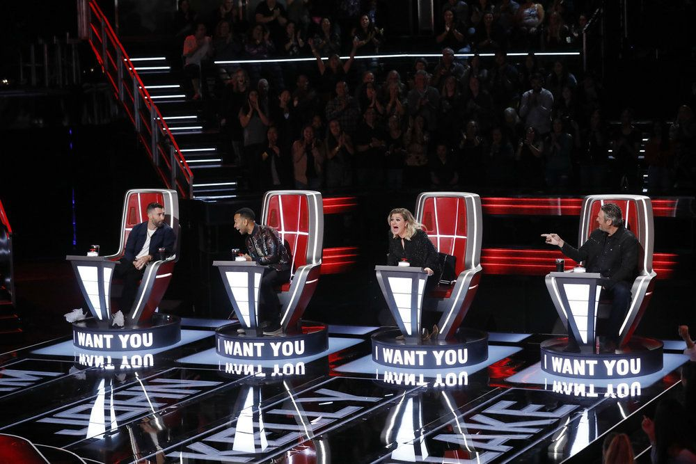 the voice cross battles