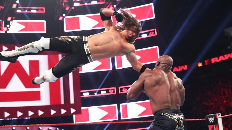 aj styles moves to monday night raw superstar shake up