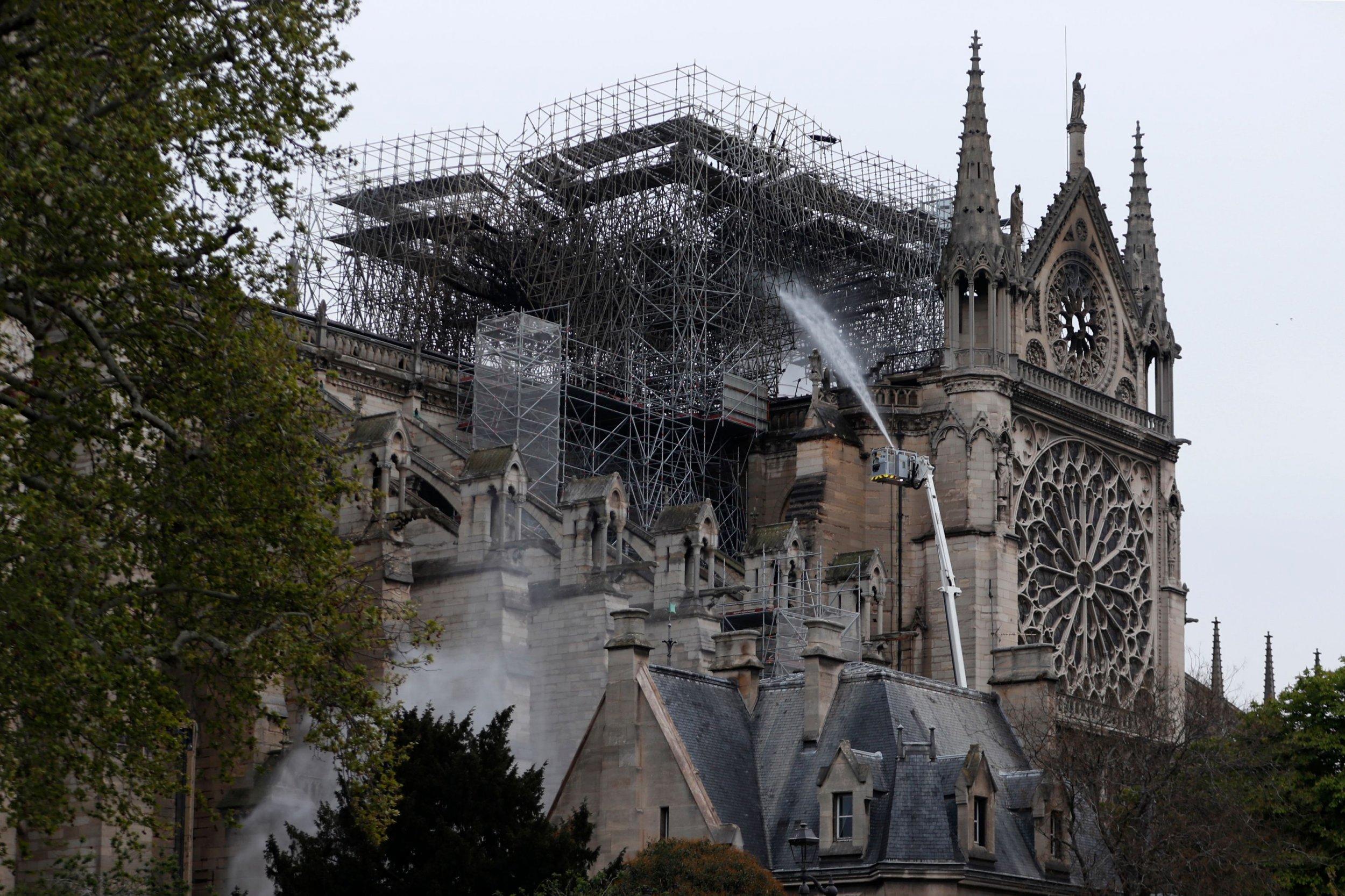 Notre Dame Glenn Beck 9/11