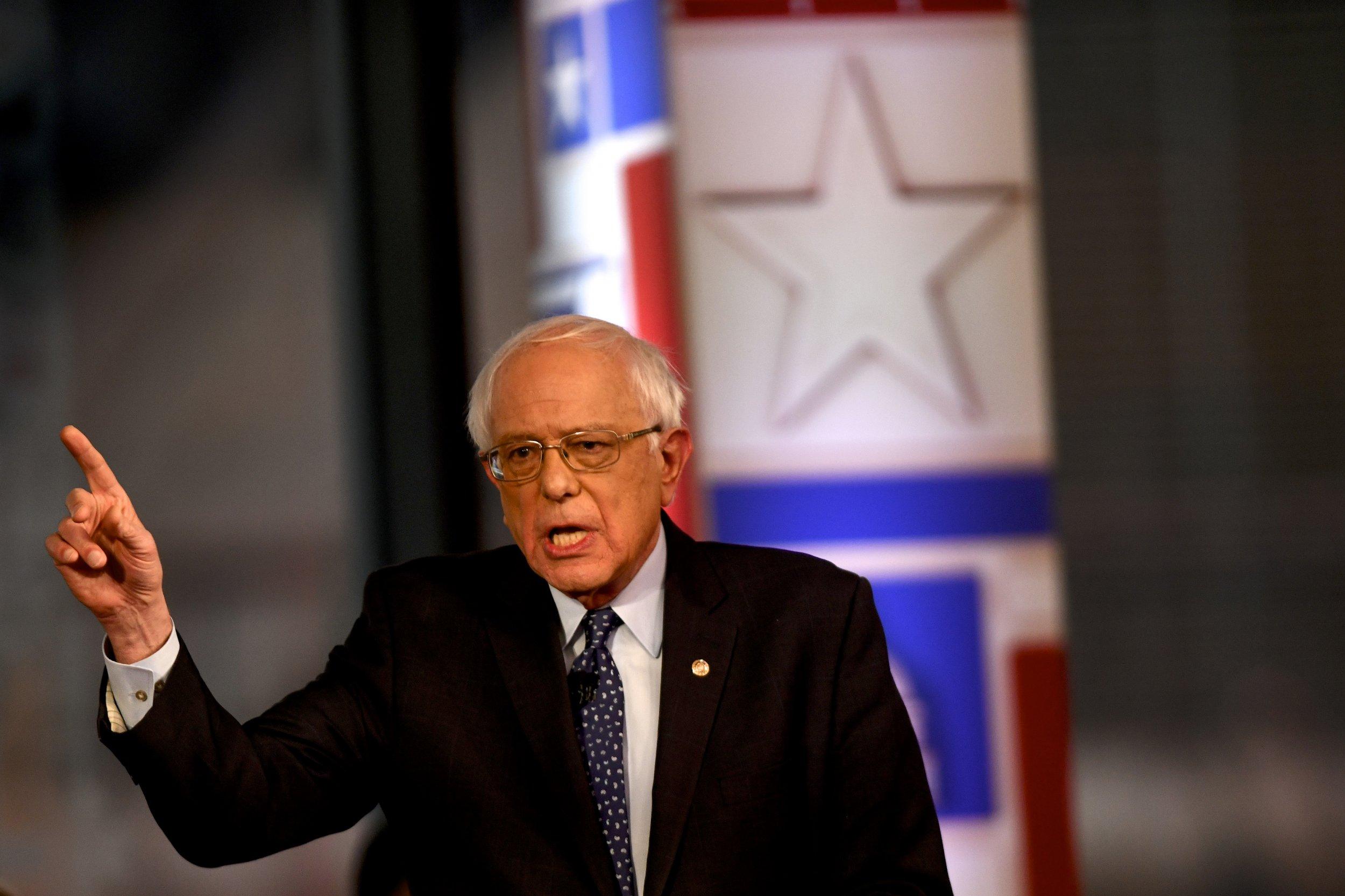 Bernie Sanders, Fox News