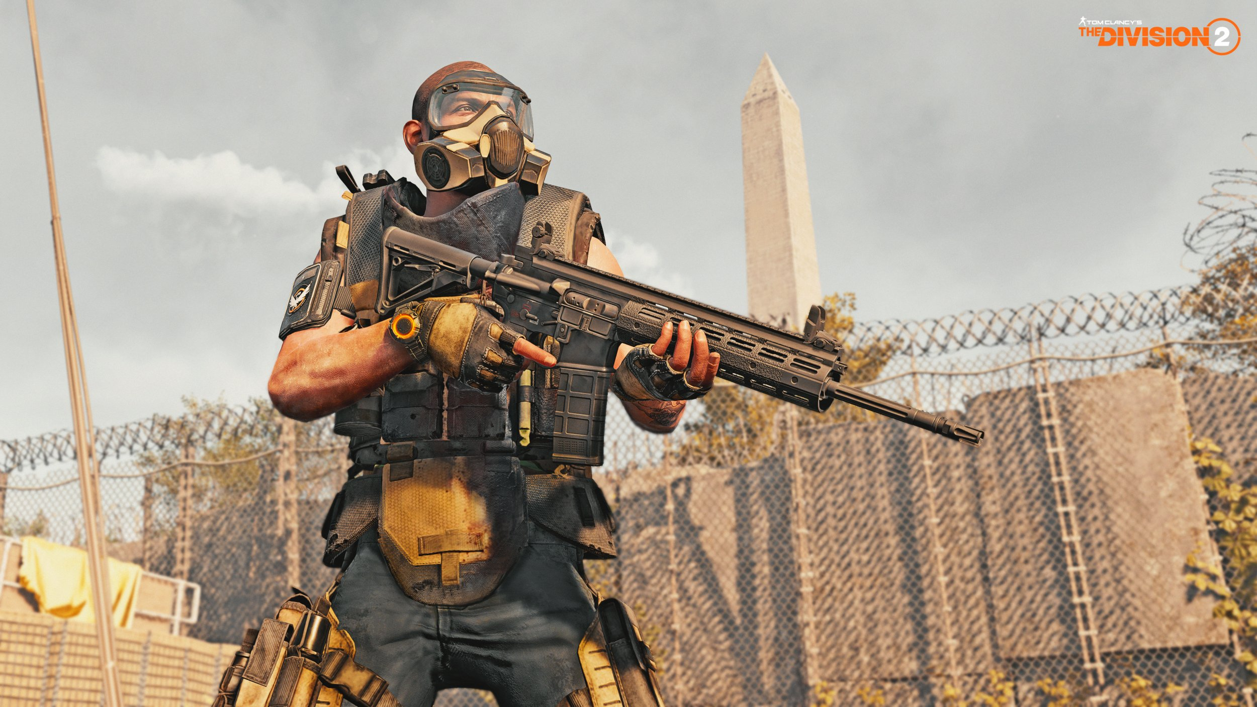Division 2' Update 1 06 Fixes T-Posing & True Patriot Gear
